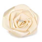 Ditipo Rose satin adhesive beige 5 cm