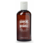 Hawkins & Brimble Men men's beard shampoo with provitamin B5 and a delicate scent of ginseng and elemi 50 ml