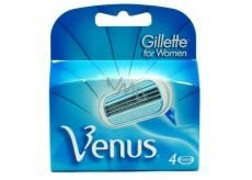 Gillette Venus Classic náhradní hlavice 4 kusy, pro ženy