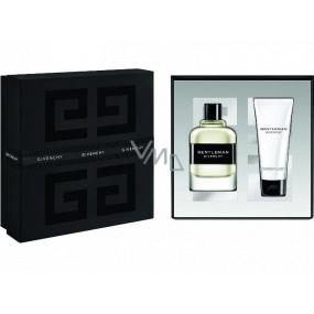 Givenchy Gentleman 2017 eau de toilette for men 50 ml + shower gel 75 ml, gift set