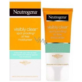 Neutrogena Visibly Clear Spot proofing non-greasy moisturizing cream 50 ml
