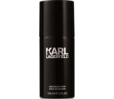 Karl Lagerfeld pour Homme deodorant spray for men 150 ml