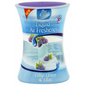 Pan Aroma Liquid Air Freshener Lighter & Freshener liquid air freshener glass 75 ml 1 piece