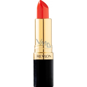 Revlon Superlustrous Lipstick Lipstick 029 Red Lacquer 4.2 g