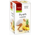 Apotheke Natur Pu-erh and pineapple tea helps to fight overweight 20 x 1.8 g