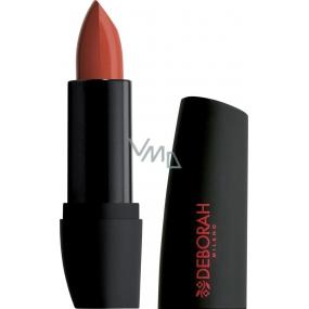Deborah Milano Atomic Red Mat Lipstick rtěnka 03 Caramel 2,5 g