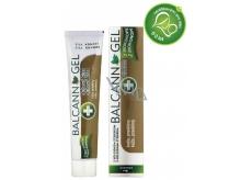 Annabis Balcann Oak cure gel from hemp on skin, cracks 75 ml