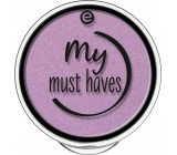Essence My Must Haves Eyeshadow oční stíny 14 Purple Clouds 1,7 g