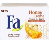 Fa Honey Creme toilet soap 90 g