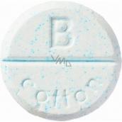Bomb Cosmetics Cotton - Cotton Aromatherapy Shower Tablet 1 Piece
