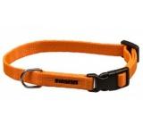 Collar Neon strap orange 1.5 x 50 cm
