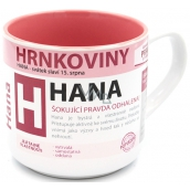 Nekupto Hrnkoviny Mug with the name of Han 0.4 liters
