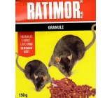 Ratimor Plus rodent control granules 150 g