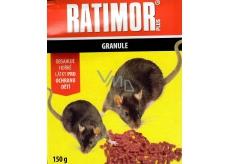 RATIMOR Plus Rodent Scaling Granules 150g