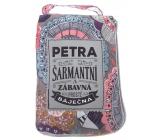 Albi Foldable handbag zipper with the name Petra 42 x 41 x 11 cm
