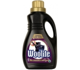 Woolite Darks Black & Denim liquid detergent with keratin for dark and black laundry 15 doses of 0.9 l