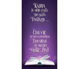 Albi Magnetic bookmark for the fantasy book 8.7 x 4.4 cm