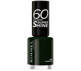 Rimmel London 60 Seconds Super Shine Nail Polish nail polish 907 Hustlin 8 ml