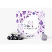Waterdrop BOOST - kick, black currant, black elderberry, aça microdrink refreshing vitamin bomb 12 capsules
