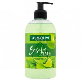 Palmolive Botanical Dreams Basil & Lime liquid soap dispenser 500 ml