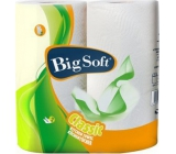 Big Classic Soft paper towels 2 pieces 51 scraps