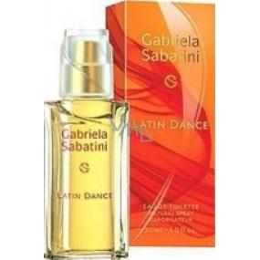 Gabriela Sabatini Latin Dance EdT 20 ml eau de toilette Ladies