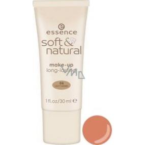 Essence Soft & Natural Makeup 04 Light Caramel 30 ml