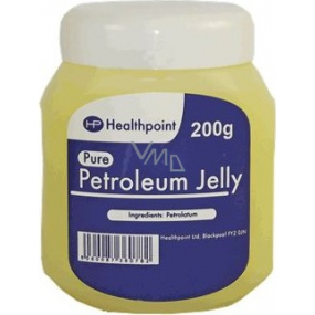 Healthpoint Petroleum Jelly kerosene ointment for dry, cracked skin, sore spots, frostbite 200 g