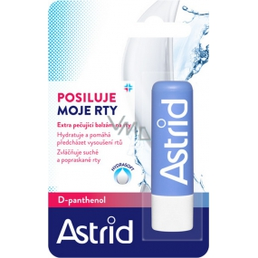 Astrid D-panthenol extra care lip balm 4.8 g