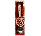 Nekupto Twister Lžička se jménem Andrea červená 16 cm 1 kus