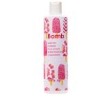Bomb Cosmetics Vanilla Sky Bubble Přírodní, ručně vyrobena koupelová pěna 300 ml