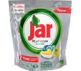 Jar Platinum All in One Lemon Kapsle do myčky nádobí 36 kusů