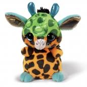 Nici Bubble Giraffe Loomimi Plush toy the finest plush 16 cm