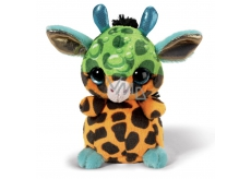 Nici Bubble Giraffe Loomimi Plush toy the finest plush 16 cm