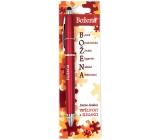 Nekupto Stylus Ballpoint pen with the name Božena