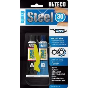 Alteco 3-Ton Epoxy Adhesive dvousložkové epoxidové lepidlo s plničem 56,8 g