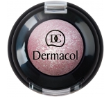 Dermacol Bonbon Wet & Dry Eye Shadow Metallic Look oční stíny 209 6 g