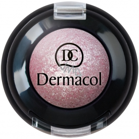 Dermacol Bonbon Wet & Dry Eye Shadow Metallic Look oční stíny 209 6 g