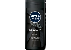 Nivea Men Deep Hair Shampoo 250