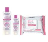 Evoluderm Micellar Cleansing Water 250 ml + 250 ml + 100 ml cosmetic set