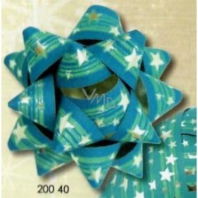 Starfish Medium Luxury Christmas Blue 6.5 cm HV 200 40