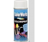 Color Works Colorspray 918524C stříbrný chrom akrylový lak 400 ml