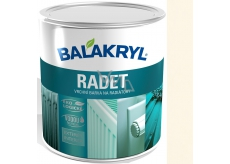 Balakryl Radet 0603 Ivory Gloss top color for radiators 0.7 kg