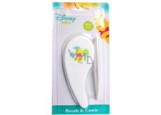 Disney Baby Brush And Hair Comb Set