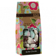 Bomb Cosmetics Bath butter pieces for the bath - Butter Chunks Gift bag 300 g