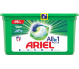 Ariel All-in-1 Pods Mountain Spring gel capsules for washing clothes 33 pieces 831.6 g
