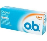 ob Original Super tampons 16 pieces