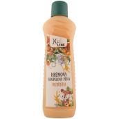 Bohemia Gifts Kids Apricot creamy bath foam 1 l