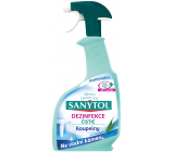 Sanytol Bathrooms For limescale disinfectant sprayer 500 ml