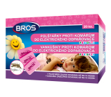 Bros Mosquito pads refill for children 20 pieces